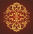 Pattern style vector image vector image