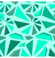 Geometric 3d seamless pattern vector image vector image