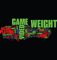 loss story success teen weight text background vector image vector image
