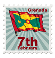 national day of Grenada vector image vector image