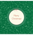 merry year decoration elements vector image vector image