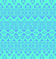 seamless pattern with aztec ornaments vector image vector image