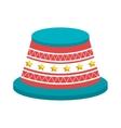 Circus carnival celebration cartoon design vector image