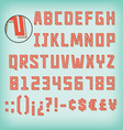 Inline type vector image