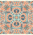 ethnic vintage seamless pattern tribal background vector image vector image