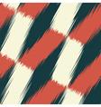 geometric print vector image vector image