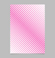 Halftone dot pattern poster background template