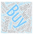 Right to buy your right to buy your home text vector image vector image
