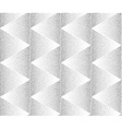 zigzag geometric seamless pattern Repeating vector image vector image