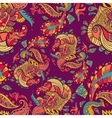 Abstract seamless pattern with abstract vector image