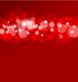 abstract background of bokeh vector image