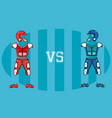 american football match vector image vector image