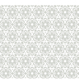 lacy floral seamless pattern vector image