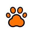 pets hotel icon vector image