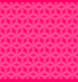 pink cubes pattern seamless background vector image vector image