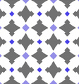 Dot textured pattern with gay and blue vector image