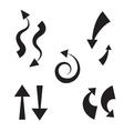 Icon arrow set