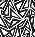 african monochrome seamless pattern vector image