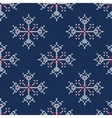 Christmas Sweater Pattern9 vector image vector image