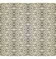 seamless vintage heraldic wallpaper ornament backg vector image vector image