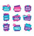 super salebest offerlow price best seller vector image vector image
