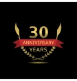 30 Anniversary years vector image vector image