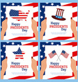 Presidents day vector image