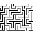 rectangle maze seamless vector image