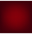 Red texture vector image vector image