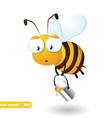 HoneyBee vector image