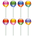 Lollipops vector | Price: 1 Credit (USD $1)