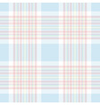 Pastel check seamless pattern vector image