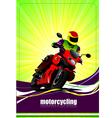 al 0732 moto vector image