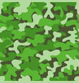 camouflage pattern design element for poster vector image