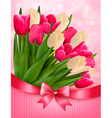 Holiday background with bouquet of colorful vector | Price: 1 Credit (USD $1)
