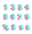 Isometric numbers isolated