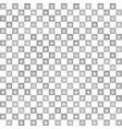 star pattern seamless checkerboard vector image vector image