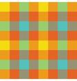 Popart check plaid seamless pattern
