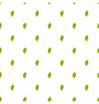 quince leaf pattern seamless vector image vector image