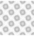 Design seamless whirl decorative pattern vector image vector image