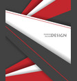 bright material design vector image