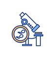 semen analysis rgb color icon