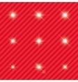 set sparks vector image