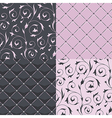 pattern modern set vector image
