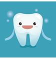 Healthy tooth vector image vector image