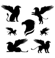 griffinSet vector image