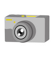 professional digital camera technology object vector image