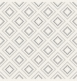 abstract seamless pattern of dotted rhombuses vector image vector image