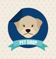 cute mascot vector image vector image