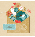 set christmas and new year element vector image